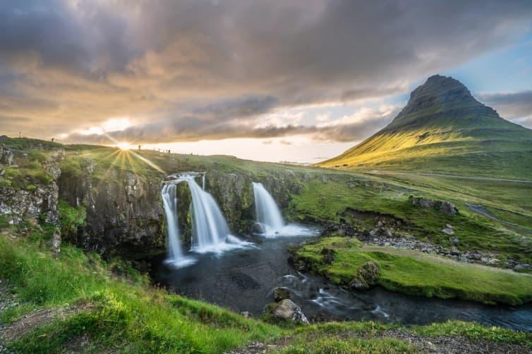 Cascada Kirkjufellsfoss, între cele mai frumoase ale lumii