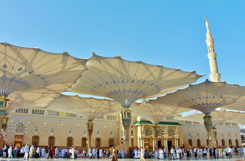 Moscheea din Medina