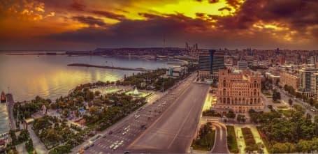 Capitala Baku