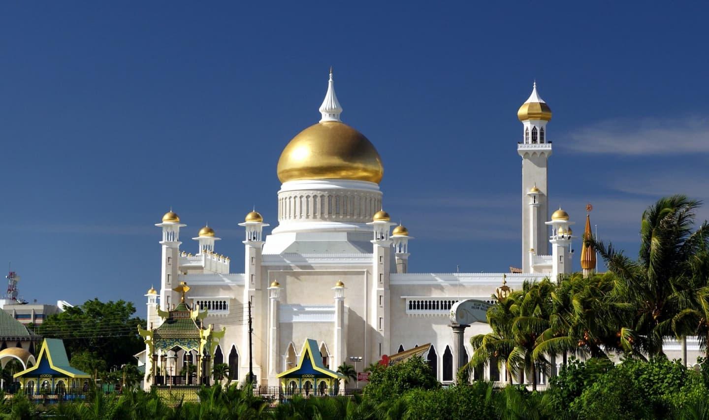 Moscheea Omar Ali Saifuddien