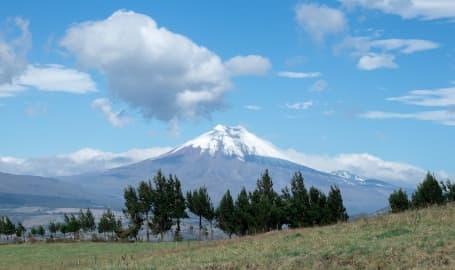 Vulcanul Cotopaxi