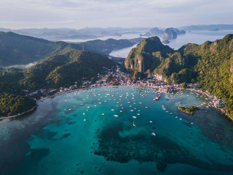 Plajele insulei Palawan