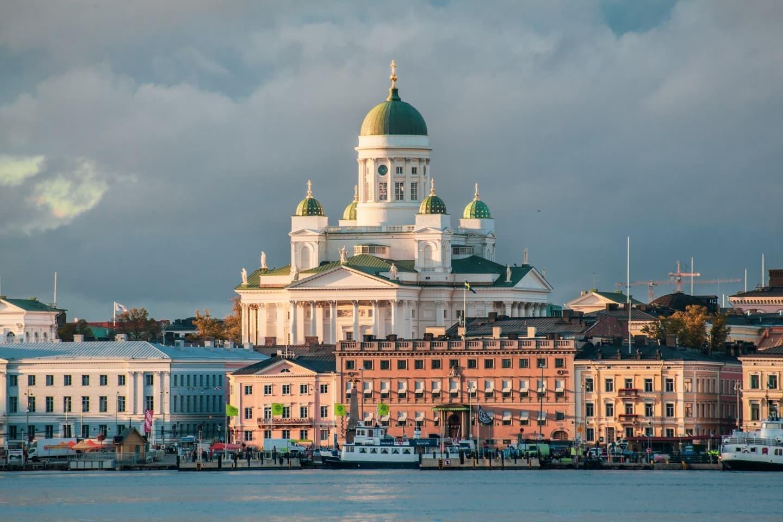 Moschee în Helsinki