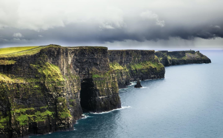 Stâncile Moher, Irlanda