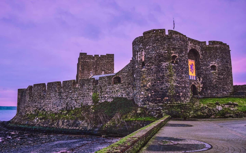 Castelul Carrickfergus