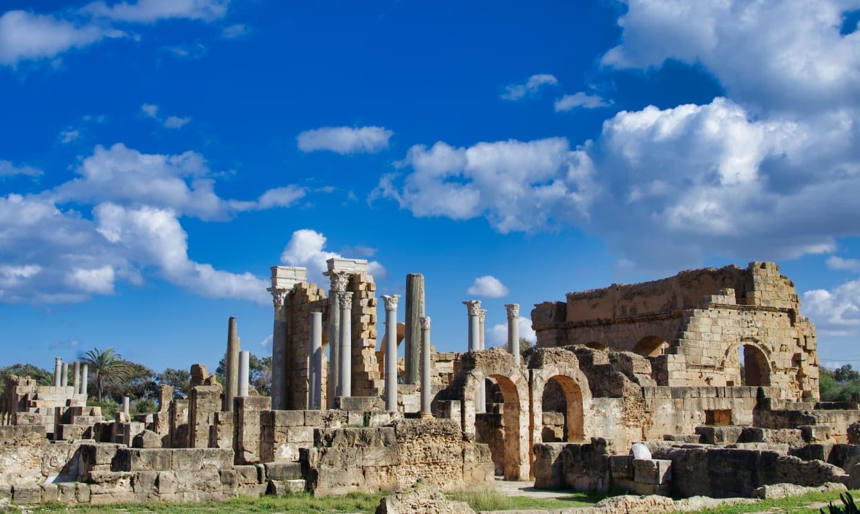 Ruinele Leptis Magna