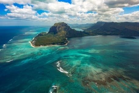 Plajele și apa din Mauritius