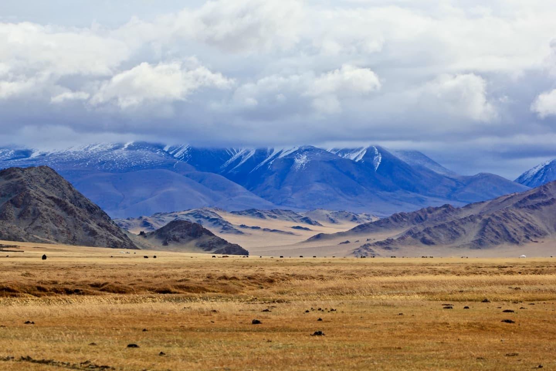 Munții Altai