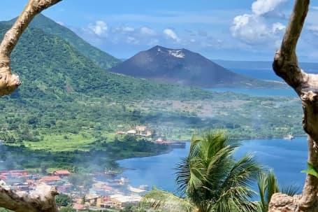 Vulcanul Rabaul
