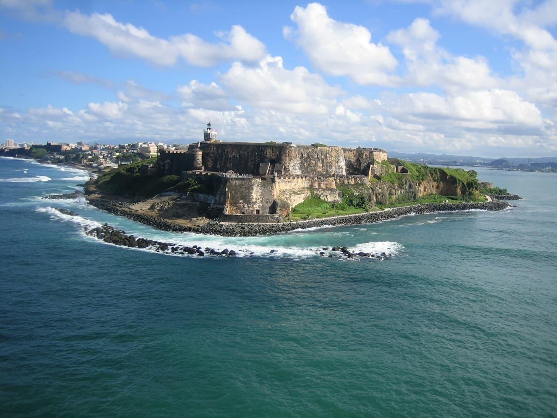 Fortăreața din San Juan