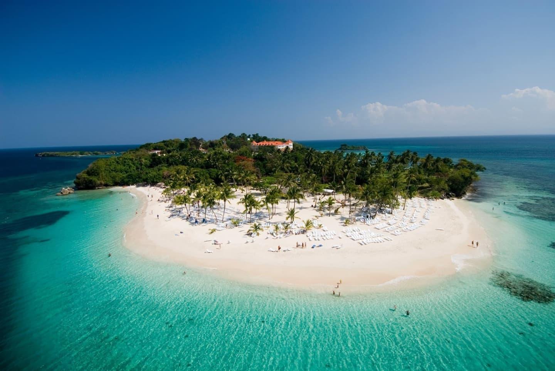 Insula Cayo Levantado