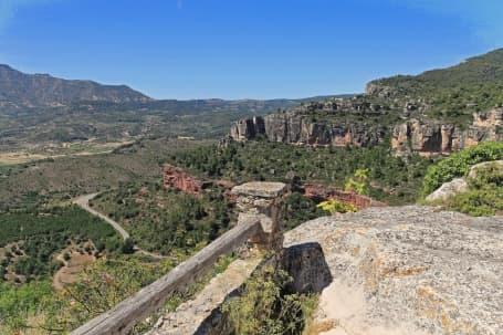 Siurana în Taragona, Spania