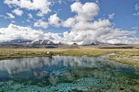 Parcul Național Badakhshan din Podișul Pamir