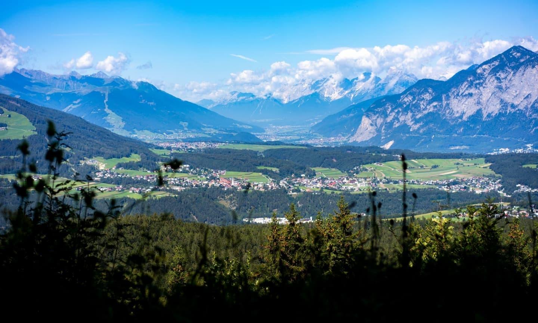 Valea Innului, în Tyrol