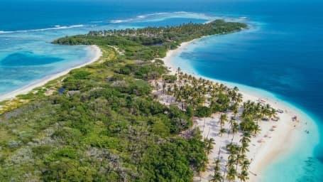 Plajele Parcului Național Morrocoy