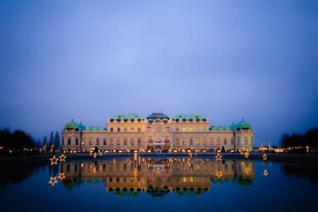 Castelul Belvedere din Viena