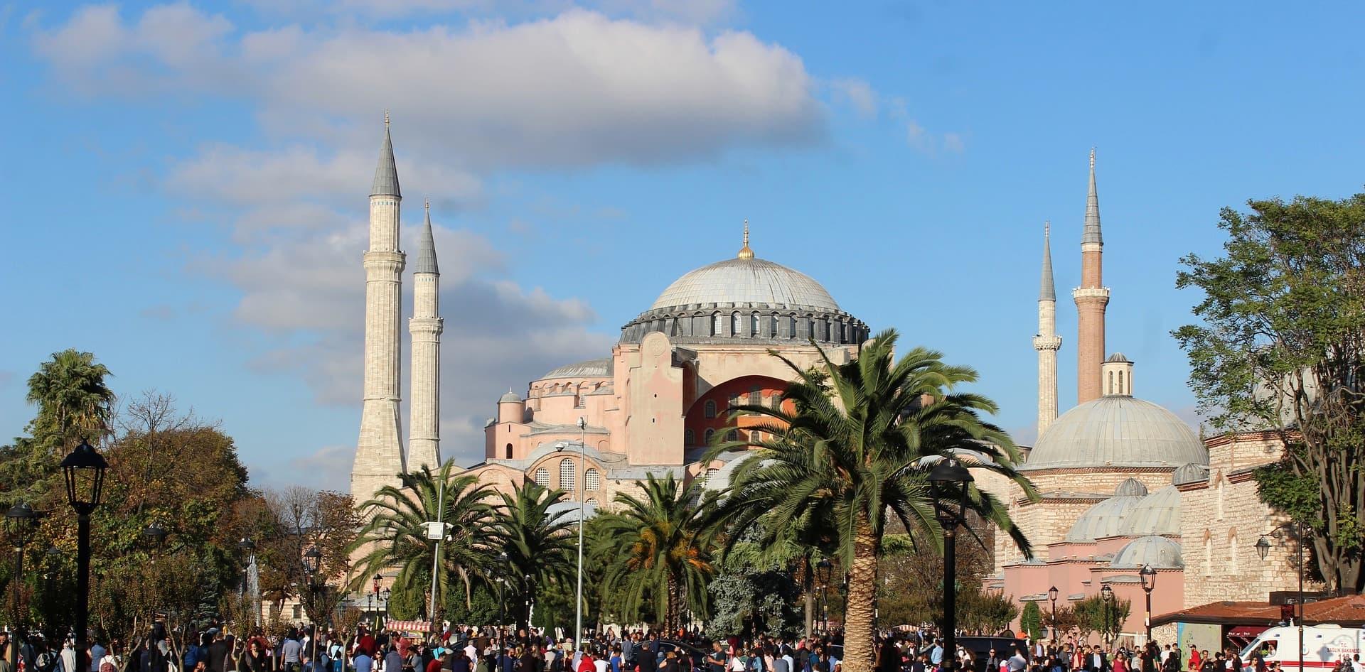 Moscheea Hagia Sofia