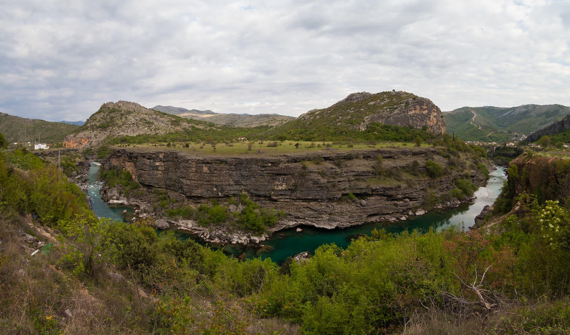 Canionul râului Morača
