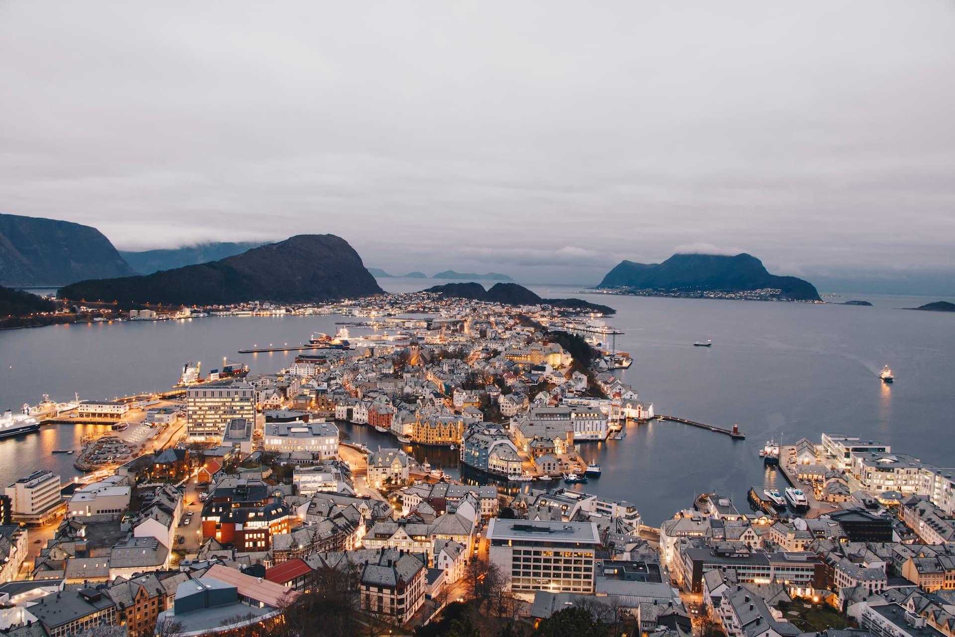 Locul 6 cele mai bogate țări din lume, Norvegia