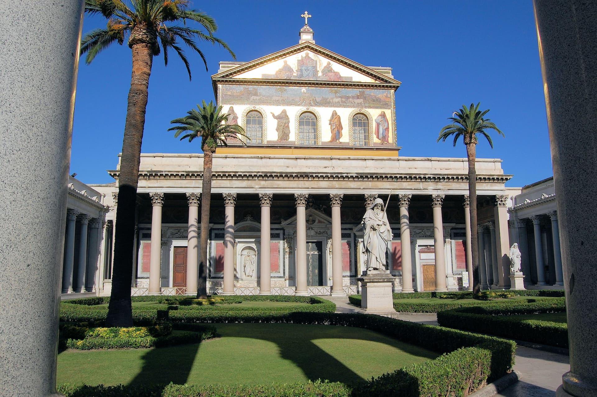 Bazilica Sfântul Paul din afara Zidurilor, Roma