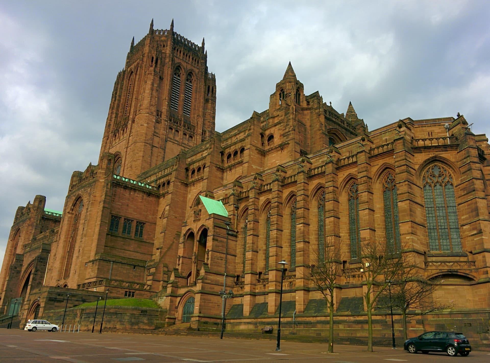 Catedrala Anglicană din Liverpool