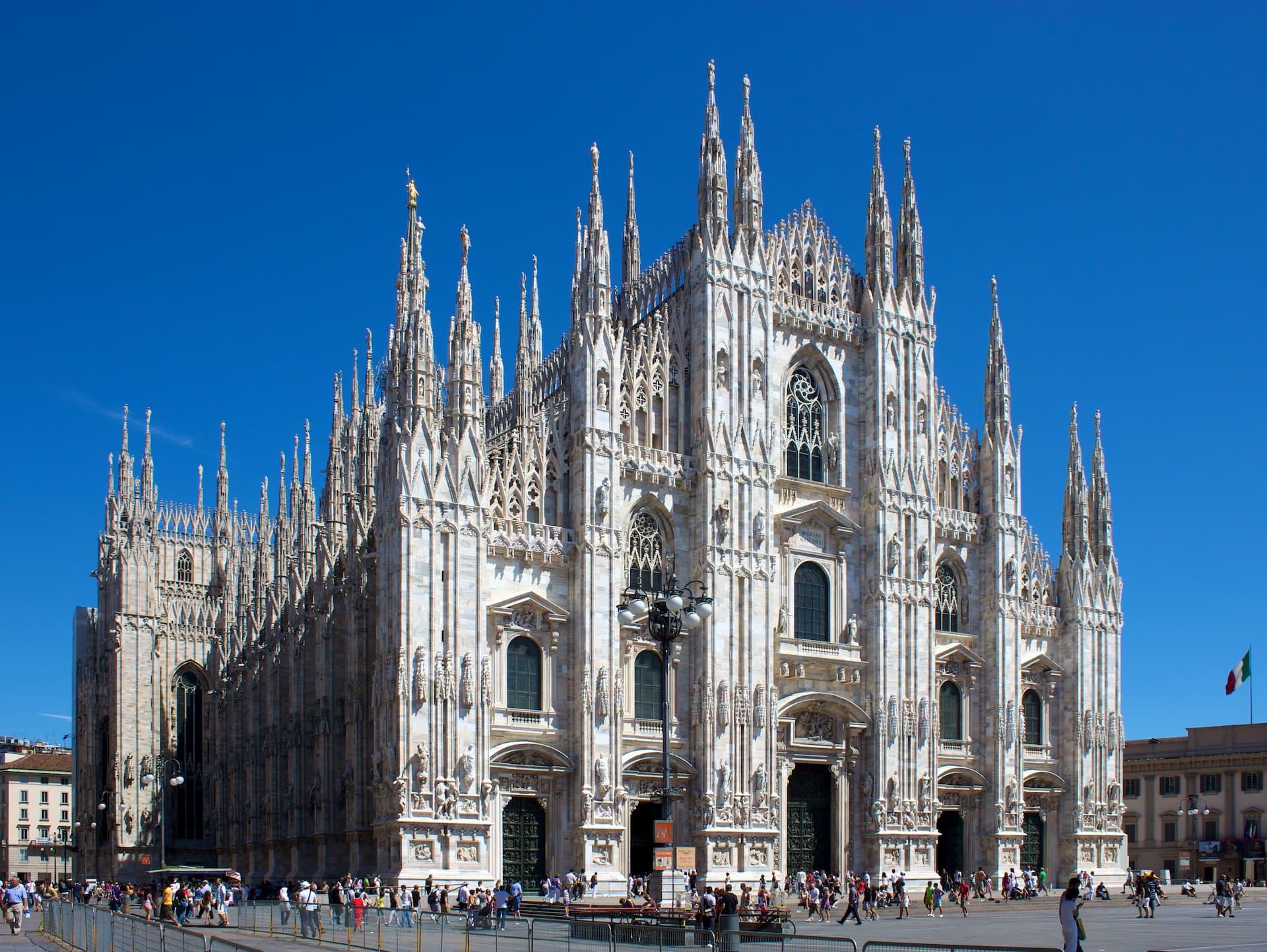 Il Duomo din Milano