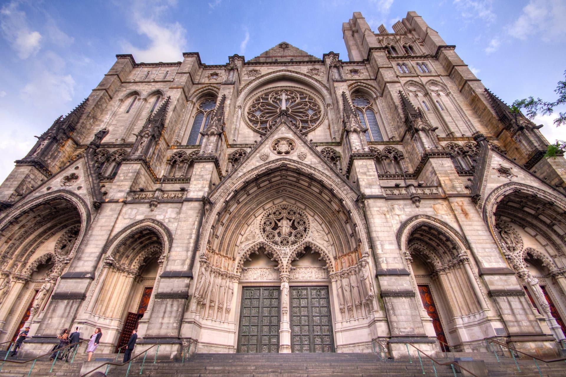 Catedrala Saint John the Devine, New York