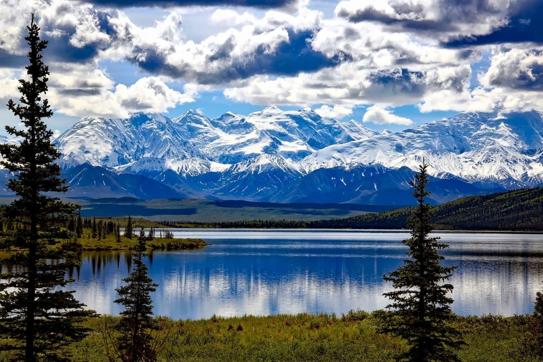 Muntele Denali, cel mai înalt al Americii de Nord