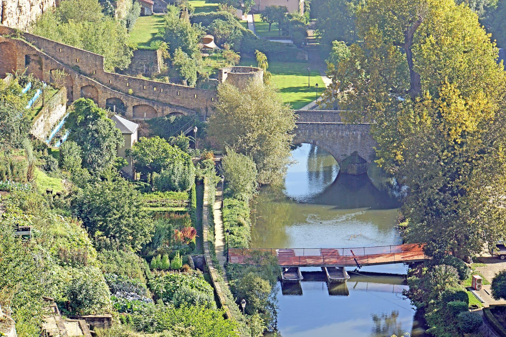Locul 1 - cea mai bogată țară a lumii, Luxemburg