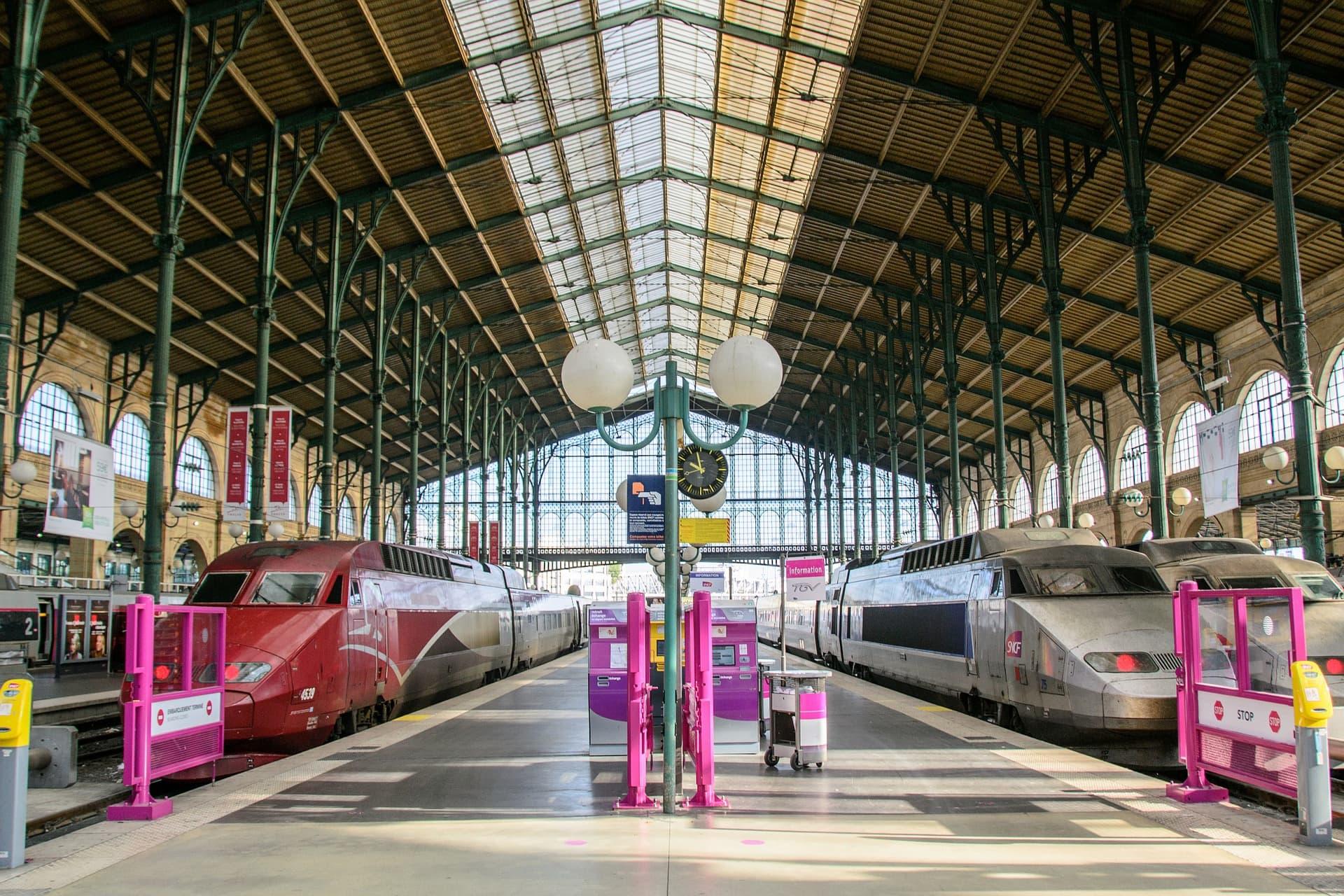 Gara de Nord din Paris, Arrondissementul 10