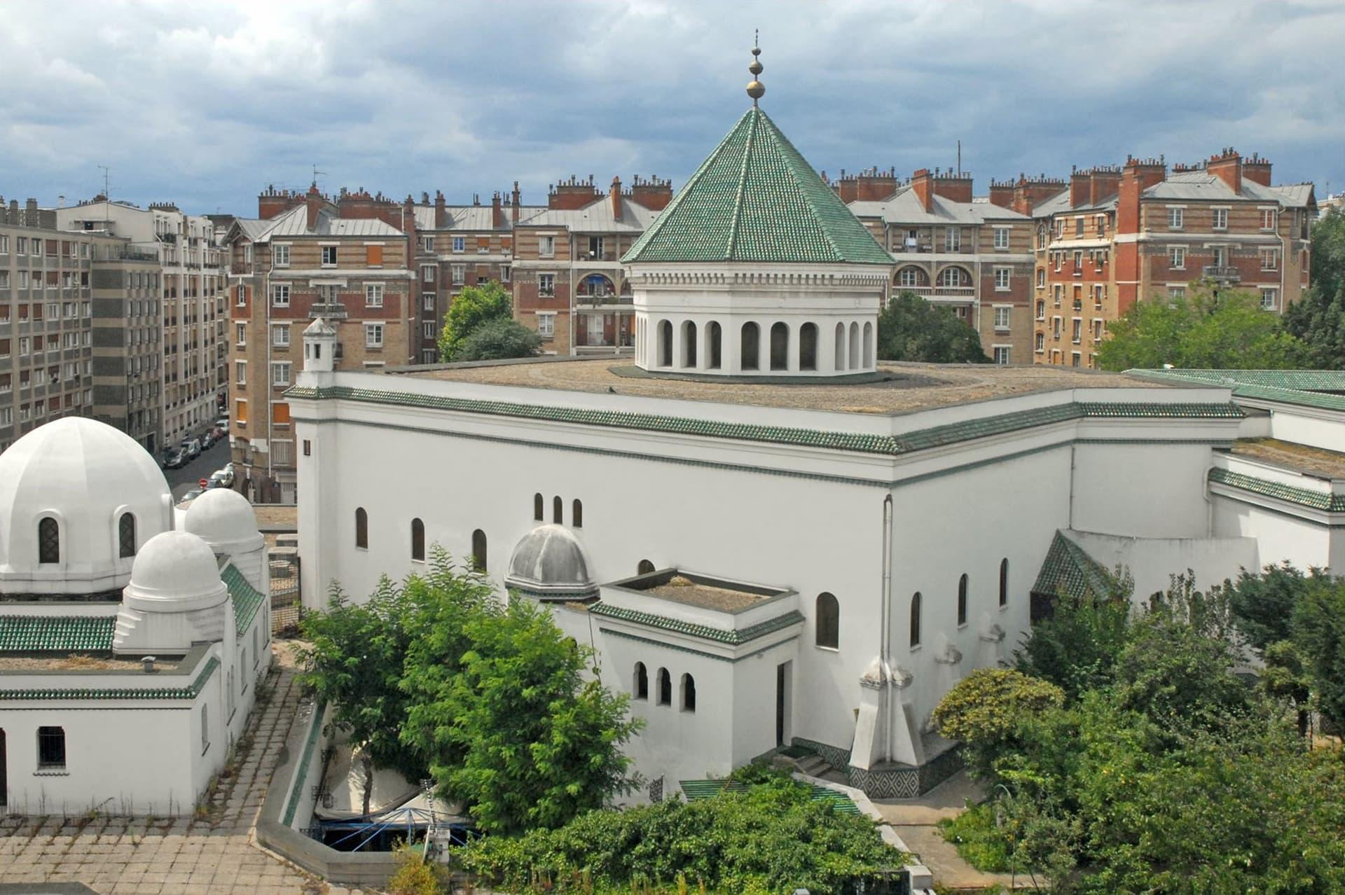 Districtul 5 - Moscheea din Paris