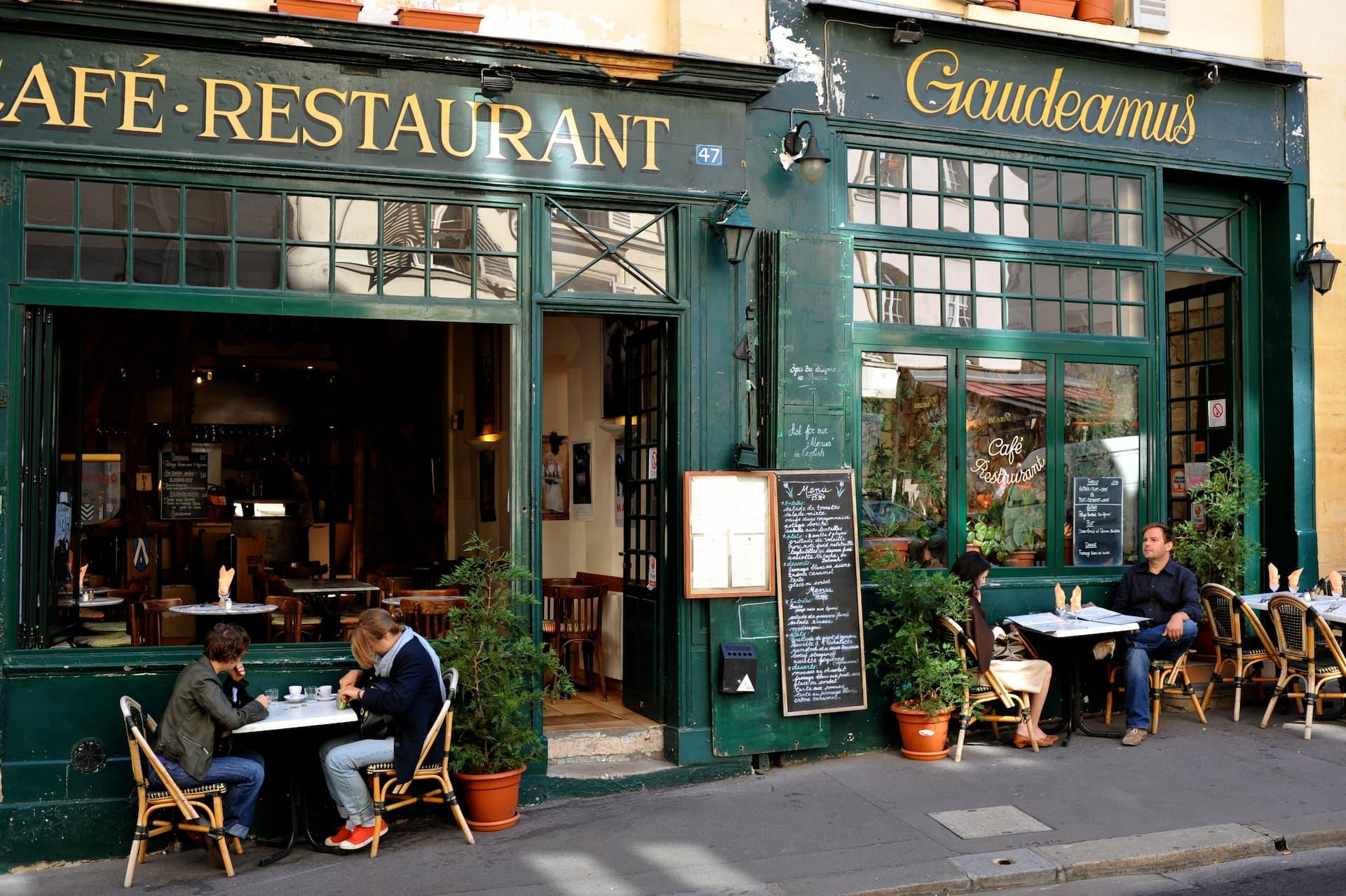 Restaurante în Quartier Latin - 5e Arrondisement