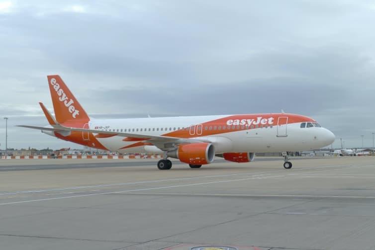 Compania aeriană easyJet