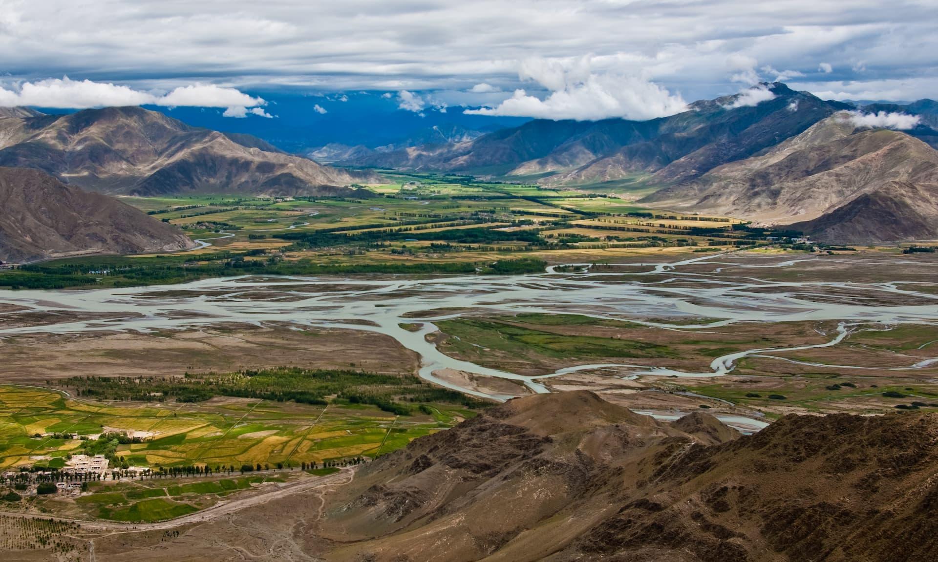 Locul 10 cele mai lungi fluvii din Asia