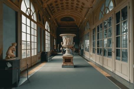 Hol interior Galeriile Uffizi