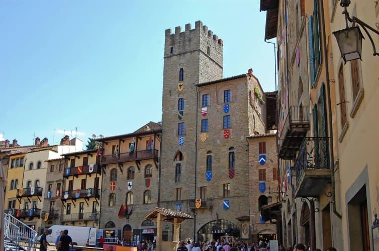 Centrul Arezzo