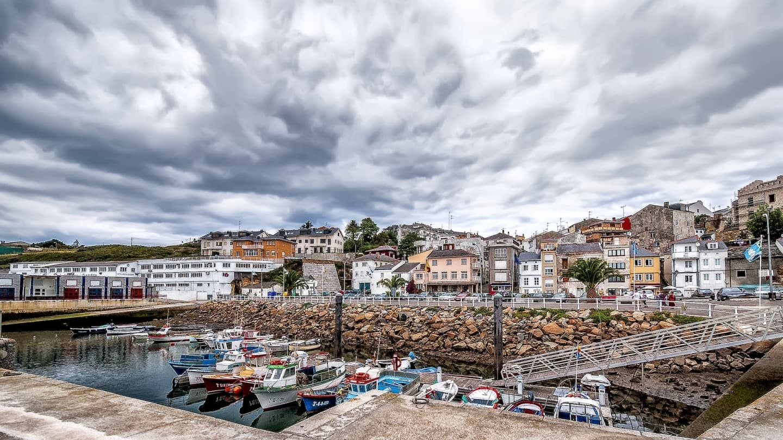 Figueras de Mar în Castropol, Asturias