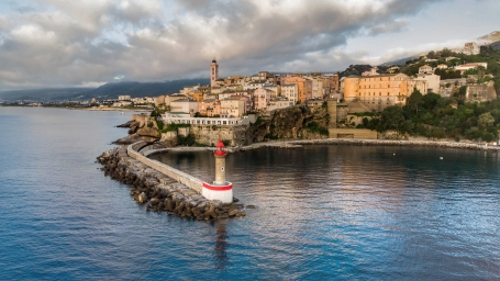 Farul din Bastia