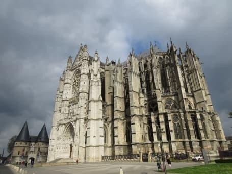 Catedrala gotică din Beauvais