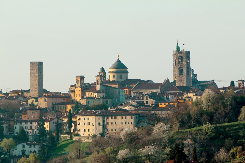 Panoramă Bergamo