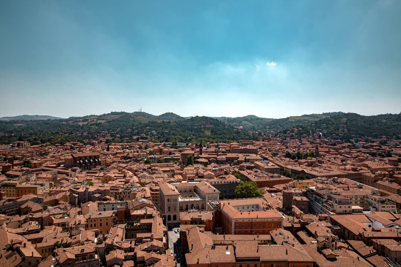 Panoramă Bologna