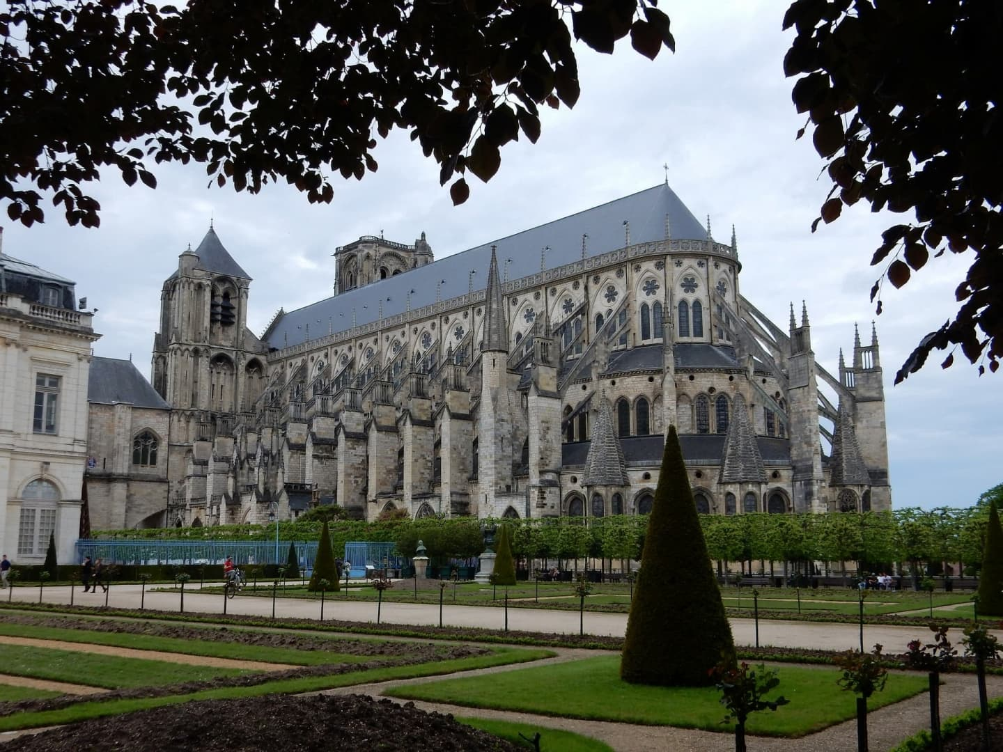 Catedrala din Bourges