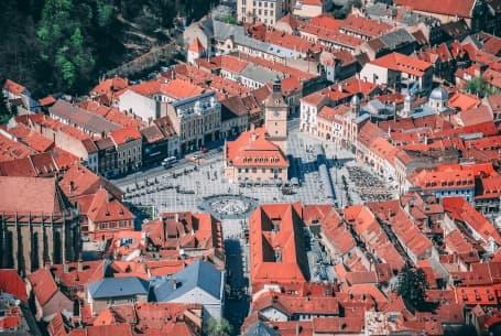 Piața Sfatului din Brașov