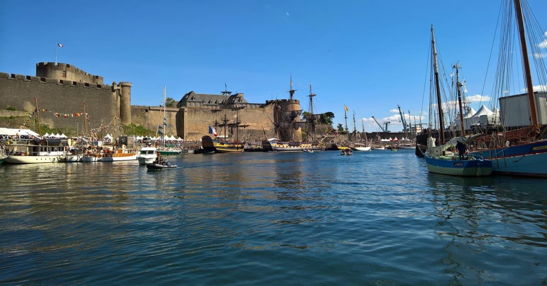 Castelul din Brest