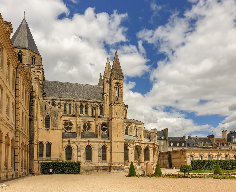 Catedrala din Caen