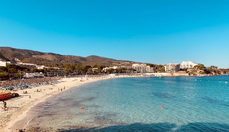 Plaja Carregador din Calvià