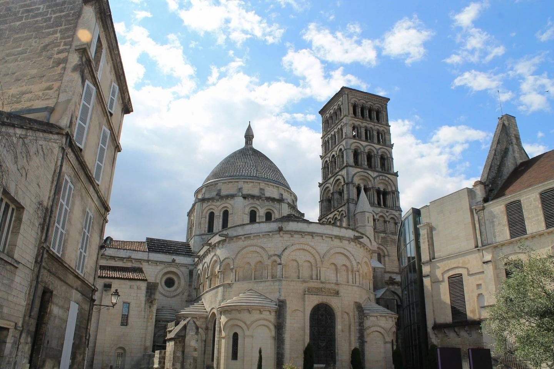 Catedrala Saint Pierre din Angoulême