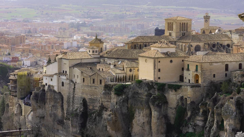 Cuenca, orașul săpat în stâncă
