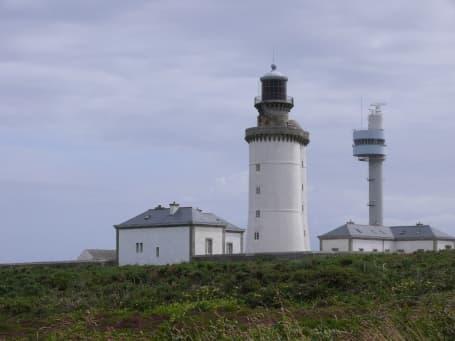 Farul Stiff de pe insula Ouassant, Finistère