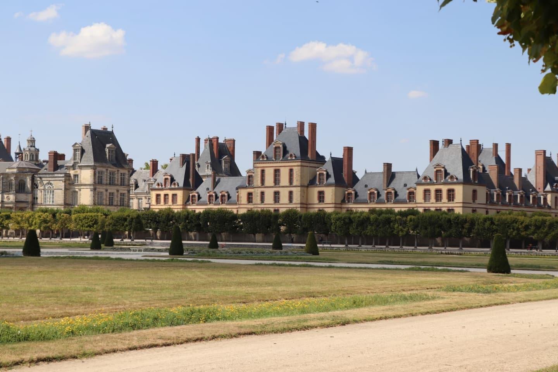 Castelul Fontainebleau